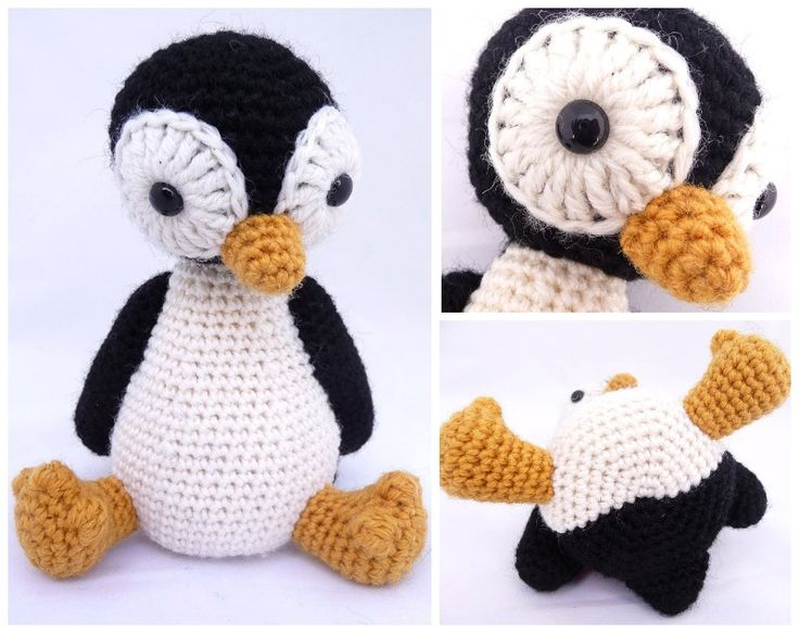 DIY: Pingvinen Pingu - Farmorfabrikken