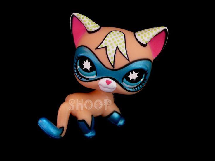 98 best images about lps on pinterest little pet shop - Petshop chaton ...