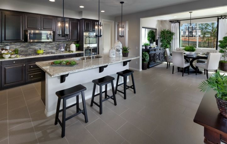 13 best Hickory Lennar images on Pinterest   Dream kitchens  Kitchen     How would you describe this space in ONE word  Stop by Rancho Bella Vista  in Murrieta to tour the beautiful model homes