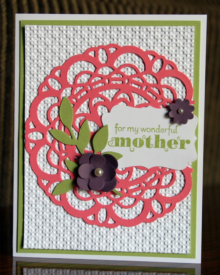 Stampin' Up!  Mother's Day  Krystal's Cards and More