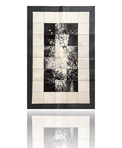 Patchwork tappeto in pelle di mucca Bianco & Nero (160 cm... https://www.amazon.it/dp/B01DRYDOY4/ref=cm_sw_r_pi_dp_PByvxb9HPW1HF