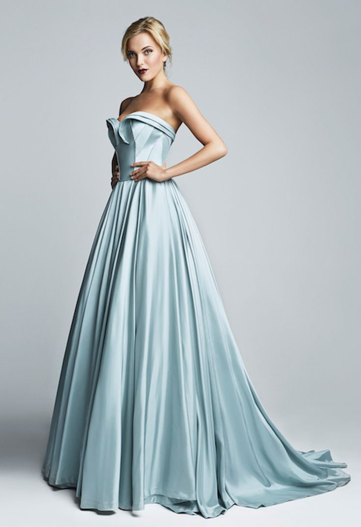 501 best Satin Party Dress images on Pinterest | Party dress, Party ...