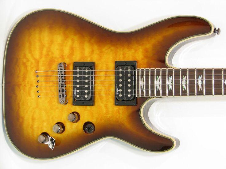 Schecter Guitar Research Omen Extreme-6 Electric Guitar VSB - https://magemusiconline.com/product/schecter-guitar-research-omen-extreme-6-electric-guitar-vsb/