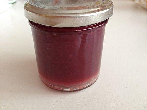 Mango-Trauben-Ingwer-Marmelade