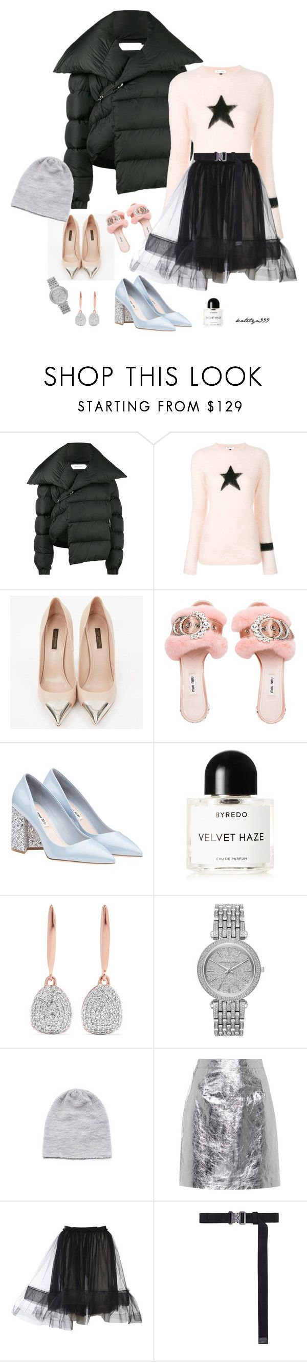 """It's a beautiful day ..."" by katelyn999 ❤ liked on Polyvore featuring Marques'Almeida, Bella Freud, Louis Vuitton, Byredo, Monica Vinader, Michael Kors, Proenza Schouler, Lanvin and Alyx"