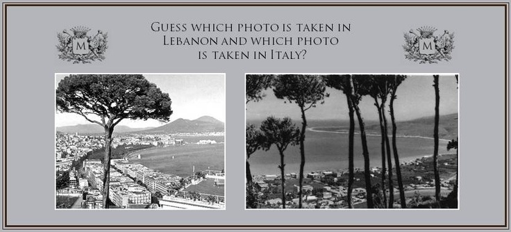 Test yourself to see how much you know Lebanon.....