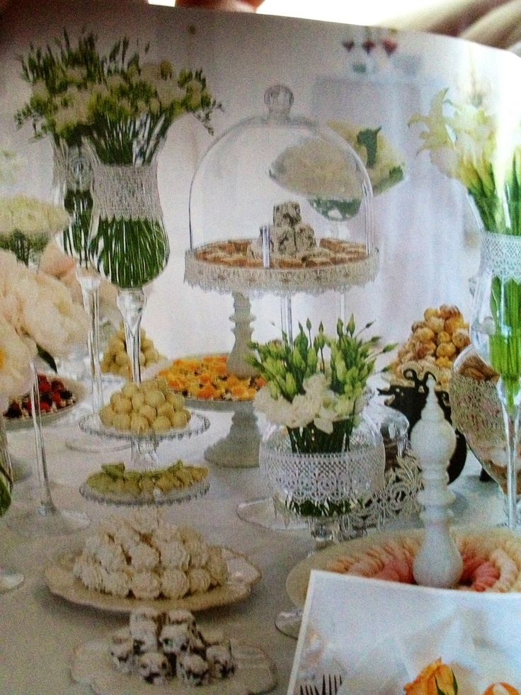 Свадебный завтрак