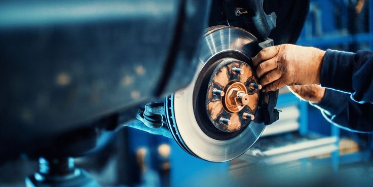 How to Change Your Brake Pads and Rotors