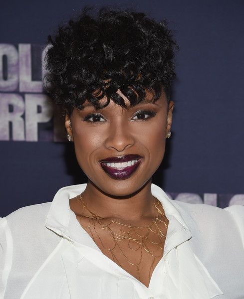 Jennifer Hudson Short Curls - Short Hairstyles Lookbook - StyleBistro