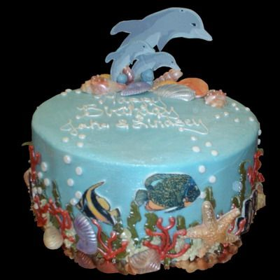 37 best Animal Cakes images on Pinterest Animal cakes Dolphin