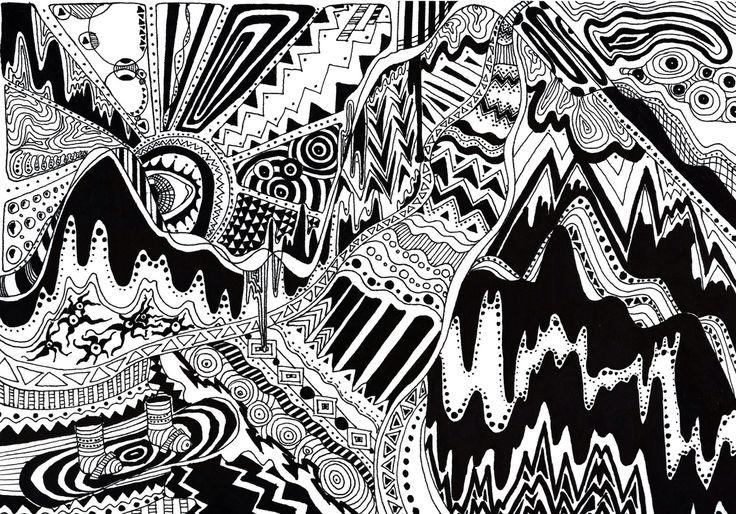 Graphic #graphic #bw #texture #графика #чб #пятно #линия #lines #pencil #art