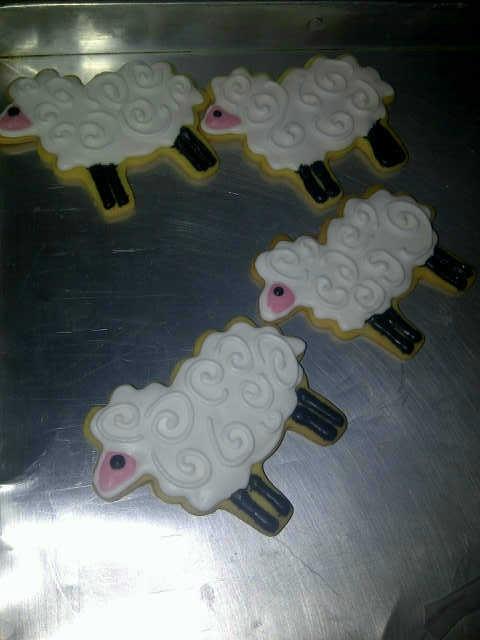 Cookies Sheep