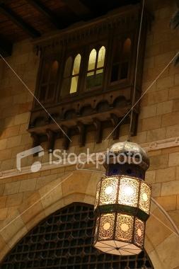 Big Lantern Royalty Free Stock Photo