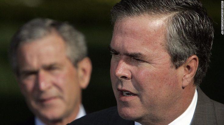 Jeb Bush launches 2016 presidential bid - CNN #JebBush, #Politics