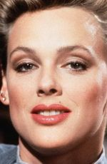 Brigitte Nielsen ( #BrigitteNielsen ) - a Danish actress, model, singer, and reality television personality who began her career modelling for Greg Gorman and Helmut Newton, and acted later in the 1985 films Red Sonja and Rocky IV - born on Monday, July 15th, 1963 in Rødovre, Copenhagen, Denmark