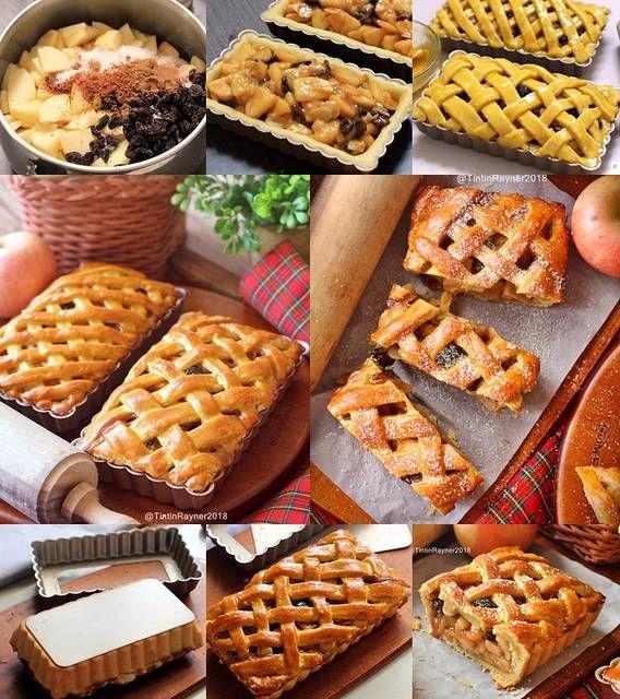 Resep Classic Apple Pie Super Yummy Crunchy Oleh Tintin Rayner Resep Resep Resep Biskuit Resep Makanan Penutup