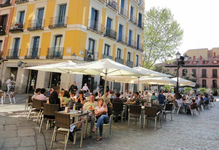 Find the best cheap restaurants in Madrid where you can fill up with delicious, quality food and stay in your budget.