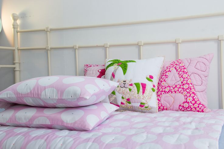 Pink dolt #quilt - available in our shops