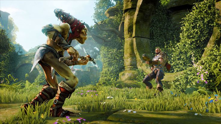 Fable Legends demo showcased at e3.