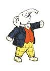 Rupert Bear -