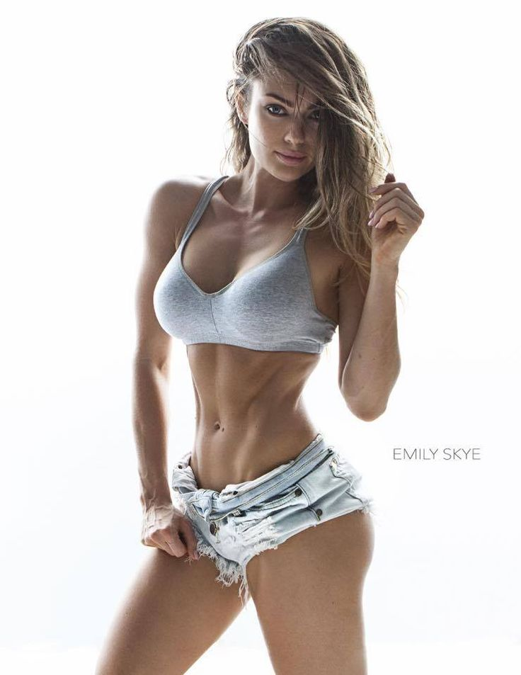 Source: sixpackking | World of Models | Fitness, Emily ...