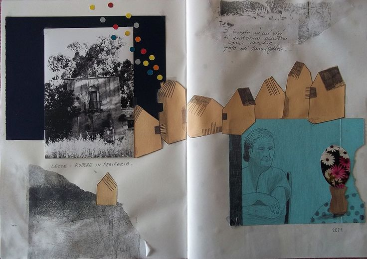 Chiara Criniti - I luoghi in cui vivi...