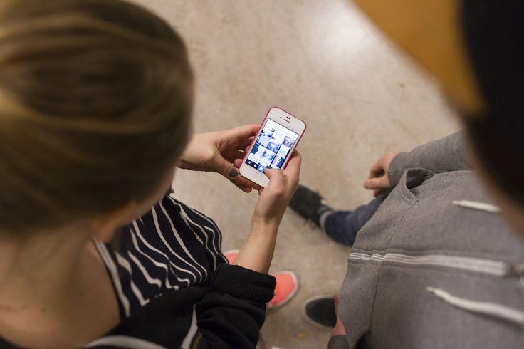 Gör som Ny Generation på Ribbaskolan och skapa ett instagramkonto. Då kan eleverna på skolan följa gruppen!