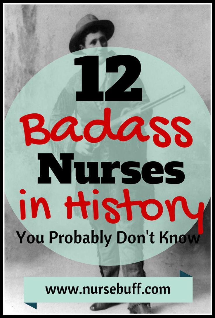 Aside from Florence Nightingale, there are other lesser-known yet equally inspiring nurses in history that we must know about, and here are 12 of them: http://www.nursebuff.com/2014/10/greatest-nurses-in-history/  #Nursing #History #Badass #Vintage