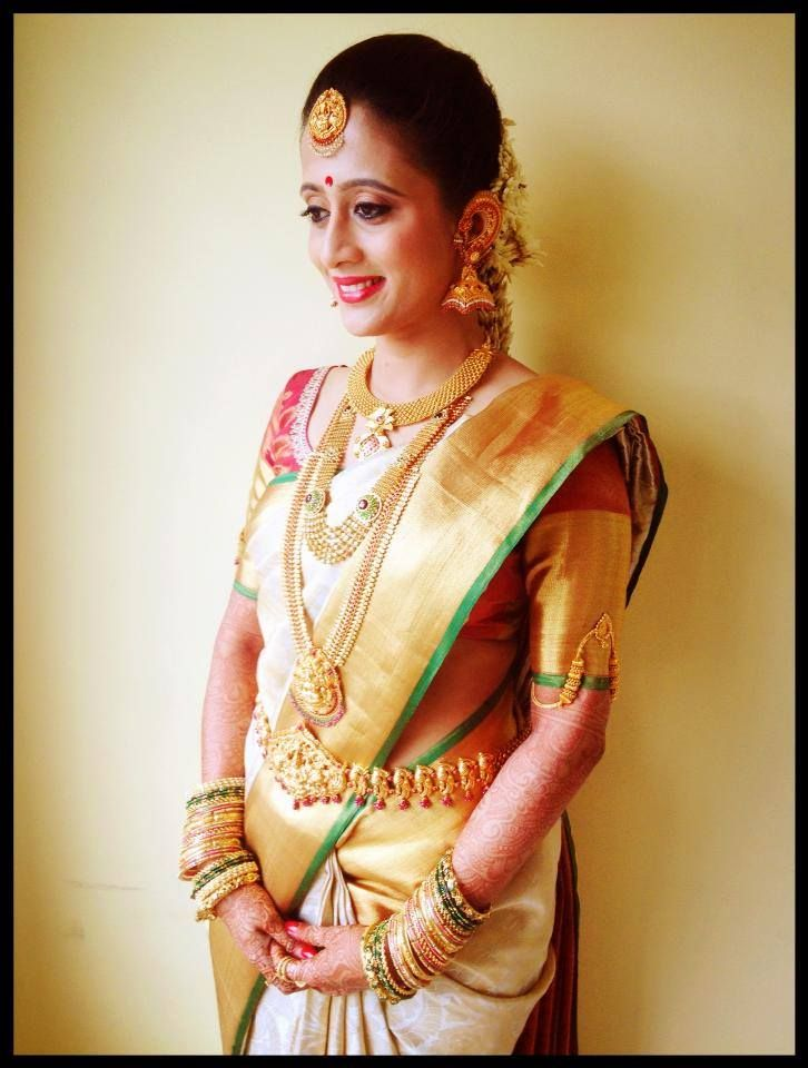 how to wear saree neatly in tamilnadu style