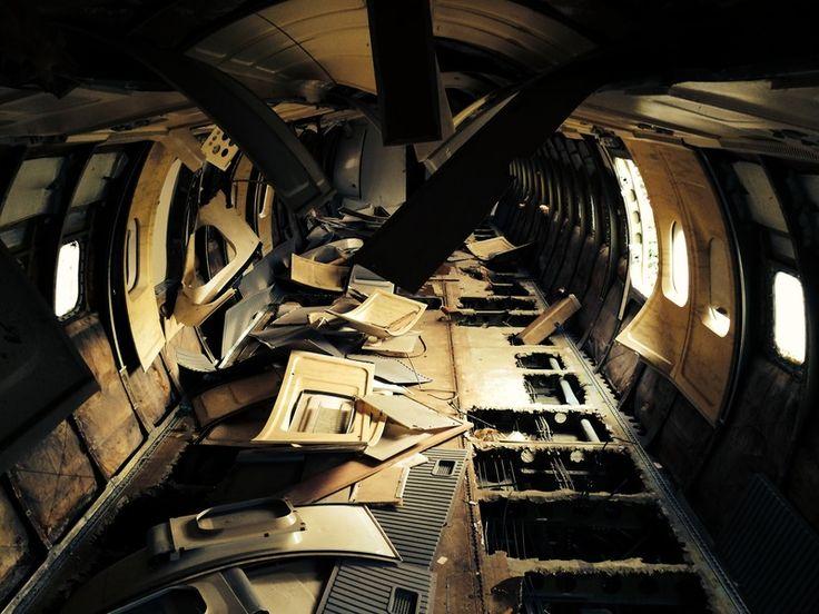 The Wreck of Air Aruba P4-YSA