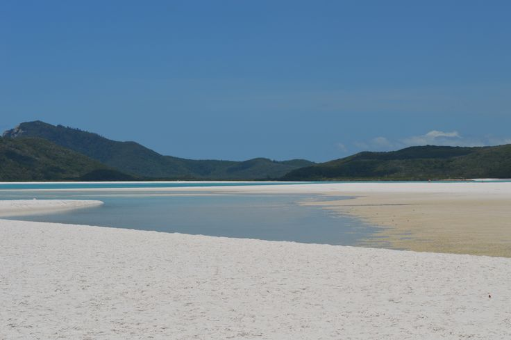 Whitehaven Beach was my fav!