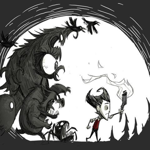 Fangamer - Don't Starve - Alone