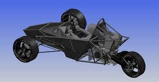 Image result for how to build a reverse trike frame