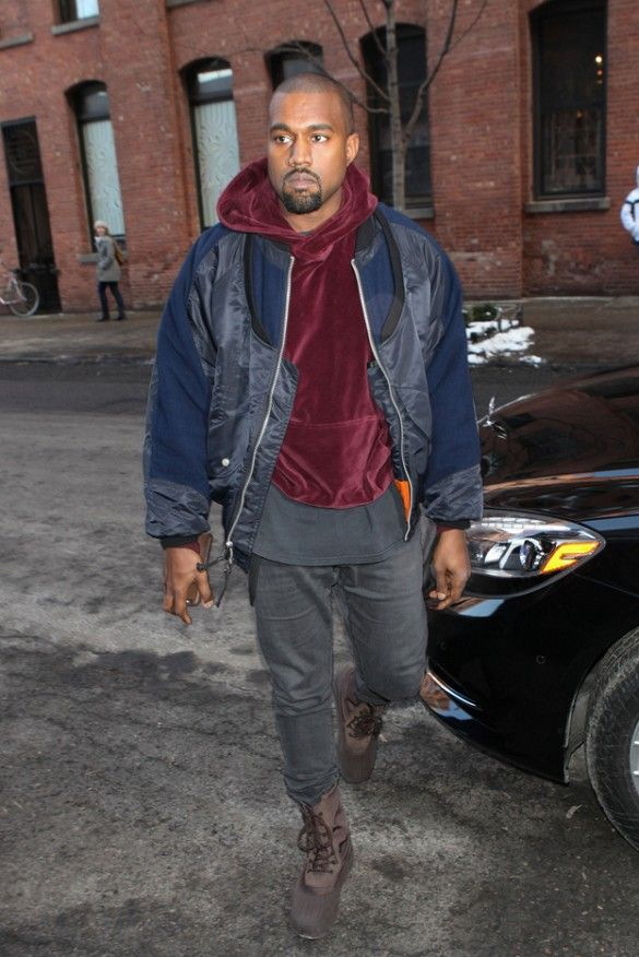 3 Reasons I Think It's Time to Start Taking Kanye West Seriously via @WhoWhatWear