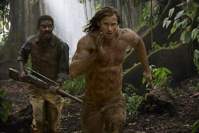 """EL ARTE DEL CINE: Nuevo Trailer de """"The Legend of Tarzan"""" (2016)"""