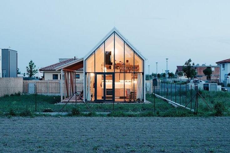 IST Slovakian Farmhouse by Peter Jurkovič