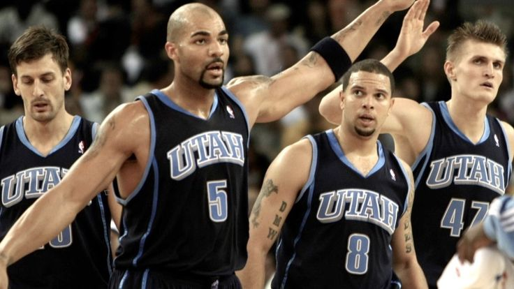 Ten years ago, when the Jazz and Warriors met in the playoffs, Carlos Boozer was unstoppable and Baron Davis was the real deal. Take a look back at the 2007 Western Conference semifinals matchup between Golden State and Utah.