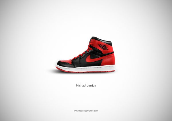 Iconic Footwear Perfectly Symbolize Famous Personalities - My Modern Metropolis