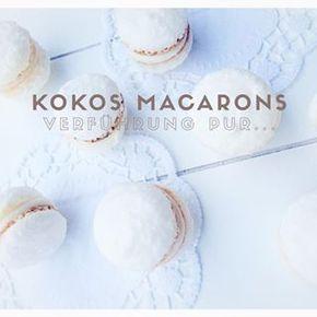 Zart schmelzende Kokosmacarons! Verführung pur, oder? Uns jedefalls lässt das nicht kalt! Das Rezept findet ihr wie immer auf unserem Blog. . . . . #kokos #coco #coconut #kokosnuss #macarons #zart #foodgasm #foodporn #sweet #sweetdreams #swissblogger #swissfoodblog #photooftheday #baking #patisserie #dolce #foodwerk #bakery #recipe #rezept #homemade #blickChuchi #rezeptebuchcom #lucerne