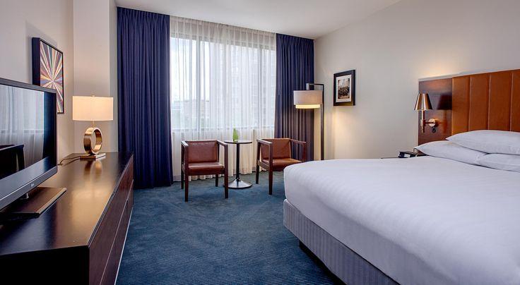 Guest Room / Minneapolis / Minneapolis Hotels / Hyatt Regency Minneapolis / Hotel