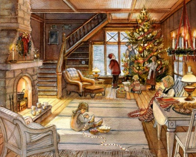 """Best Christmas Ever"" Trisha Romance"