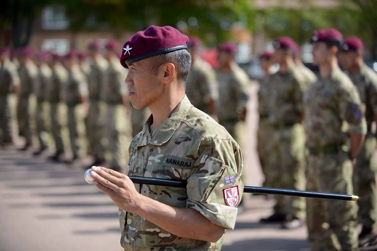 Troops from 2nd Battalion The Royal Gurkha Rifles have today donned the maroon berets of 16 Air Assault Brigade, the British Army's rapid reaction force. To mark this event, the Brigade commander, Brigadier Nick Borton DSO MBE welcomed 2 RGR to the Brigade at a parade at Sir John Moore Barracks in Folkestone.