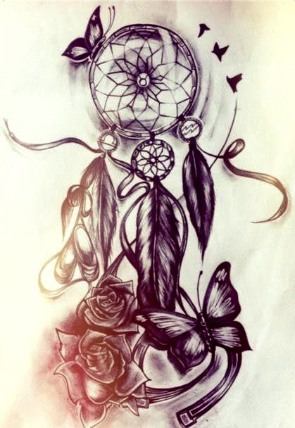 Wish I woulda waited on gettin a dream catcher. Absolutely love this.