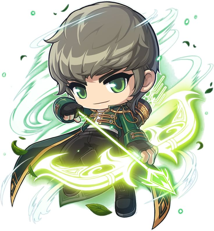 Wind Archer - MapleWiki - the free MapleStory database anyone can edit