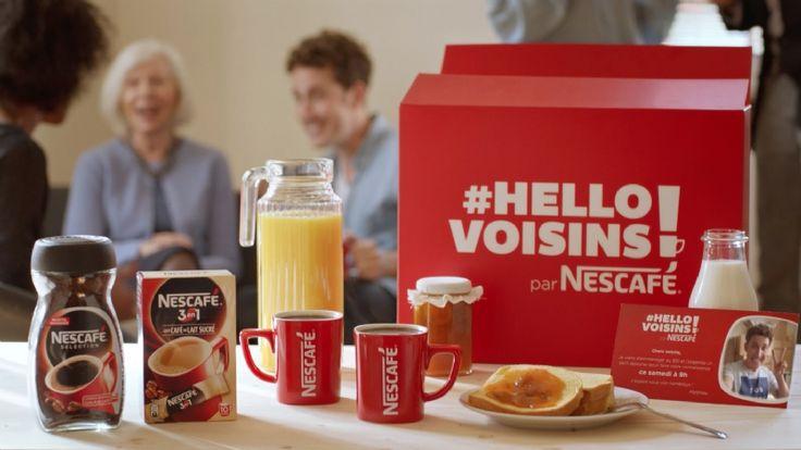 La méthode Nescafé es stratégie social media : une feuille de route à suivre, tellement l'explication est porteuse d'enseignements structurés