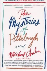 FREE+SHIPPING+!+The+Mysteries+of+Pittsburgh+(Paperback+–+1989)+by+Michael+Chabon