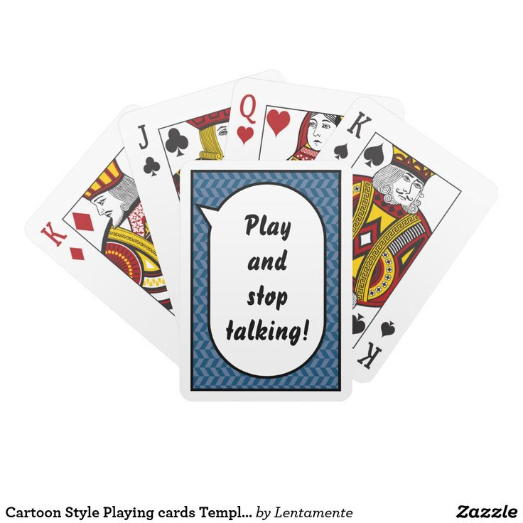 75 best Playing cards images on Pinterest | Jugando a las cartas ...