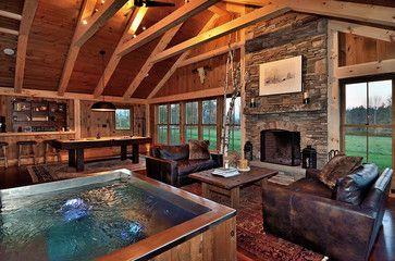 Diamond Spas custom tub