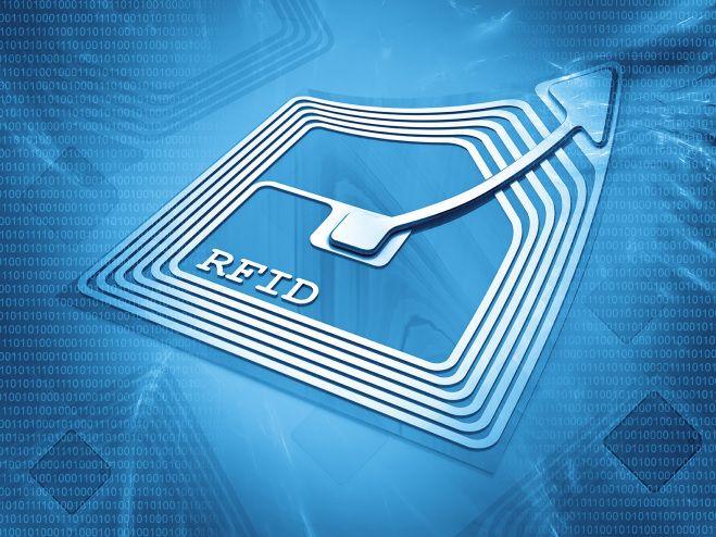 A RFID Tag http://greybmusings.wordpress.com/2014/08/01/rfid-tags/