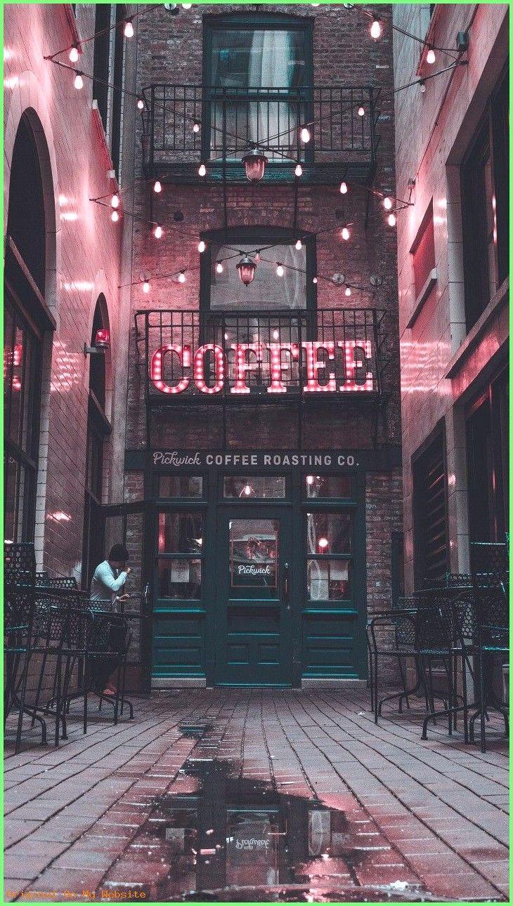 Wallpaper Iphone - #kindaaestheticshit neon lights coffee ...